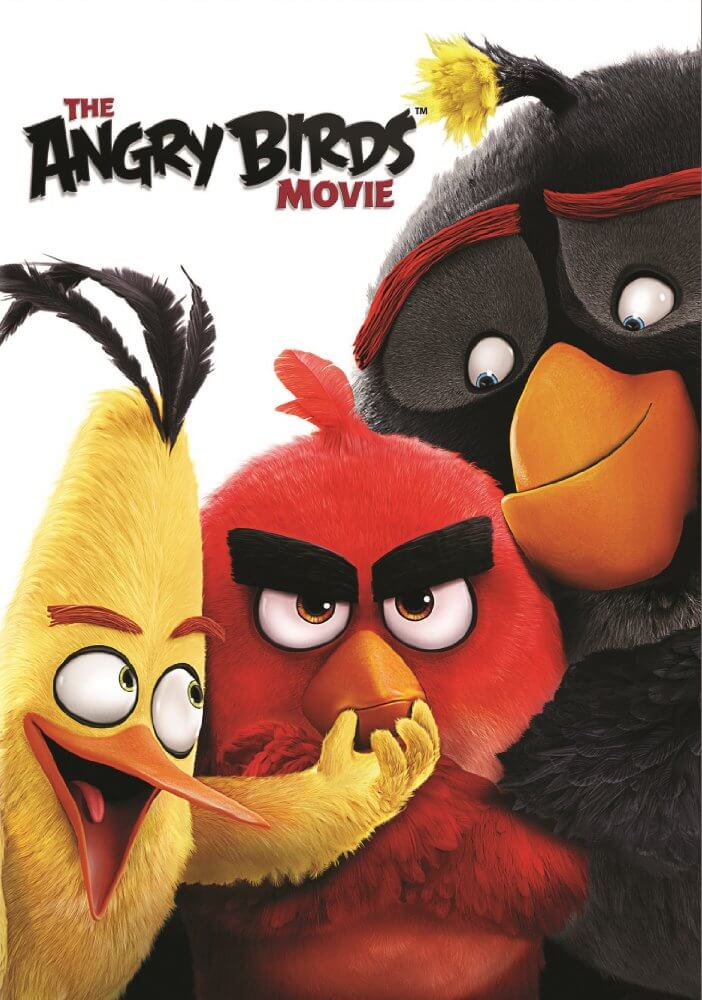 Mini-Oscars: for the best children's movies of 2016 voted on by children   Halfpint Design - The Angry Birds Movie