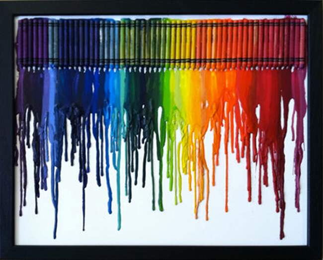 Art Party. Rainbow - Color Party Trend 3: Color sets the stage for fabulous fun | Halfpint Design