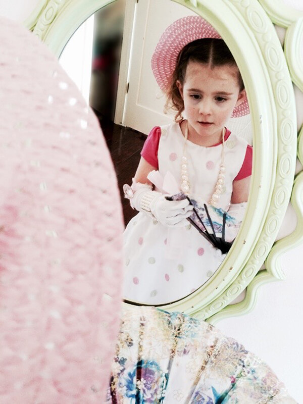 Mini-Oscars: for the best children's movies of 2016 voted on by children   Halfpint Design - Alice Through the Looking Glass - give guests the opportunity to check out the looking glass after they dress up!
