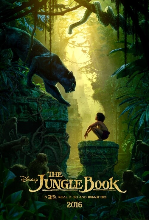 Mini-Oscars: for the best children's movies of 2016 voted on by children   Halfpint Design - The Jungle Book