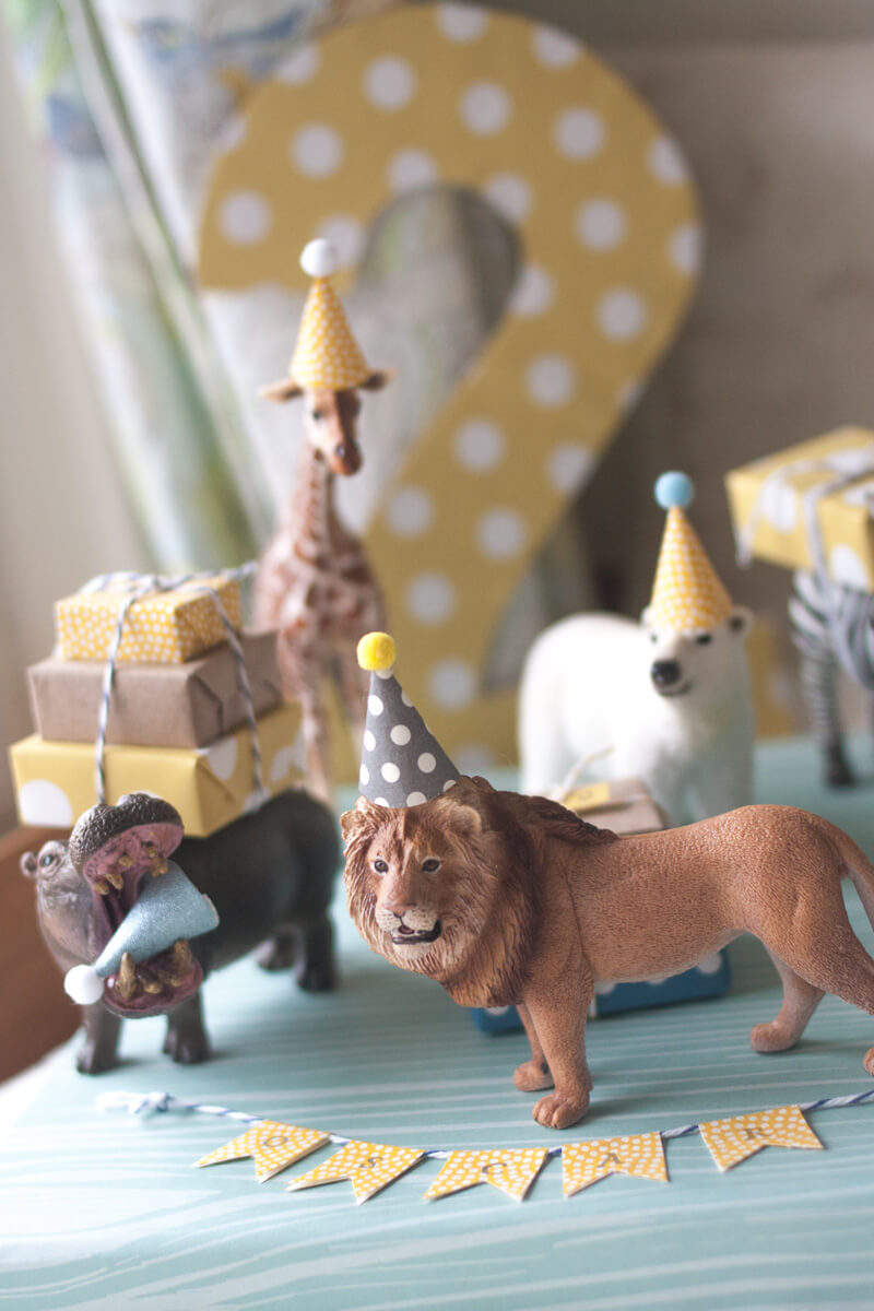 Mini-Oscars: for the best children's movies of 2016 voted on by children   Halfpint Design - Jungle Book inspired party animals