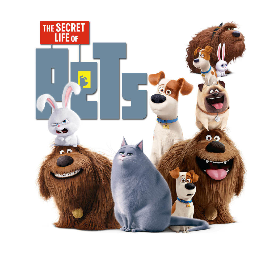 Mini-Oscars: for the best children's movies of 2016 voted on by children   Halfpint Design - Secret Life of Pets