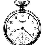 Don't be late with these awesome watch printables. Alice in Wonderland tea party sources   Halfpint Design
