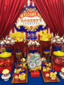 """Choosing the Perfect Party Color Scheme 