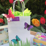 DIY Butterfly Party Favor – Free Printable