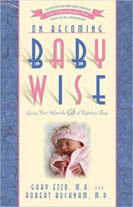16 Best Baby Shower Gifts for Mom | Halfpint Design - This is the sleep scheduling bible. I seriously could not have survived without it. Takes a good routine and some discipline but ALL THREE of my children slept through the night at 6 weeks because of this book.