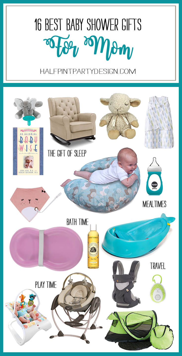 16 Best Baby Shower Ideas for Mom | Halfpint Design - It's so hard to know