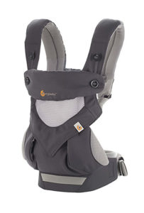 16 Best Baby Shower Gifts for Mom | Halfpint Design - A great baby carrier is important if you ever need to leave the house and want to use your hands. The Ergo is awesome for back support and is adjustable for newborns up to toddlers for comfortable wearing baby on your front and back.