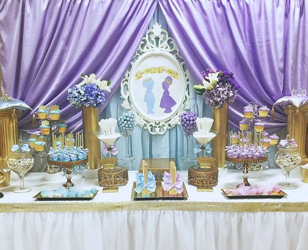 7 Classy Gender Reveal Party Themes Halfpint Party Design