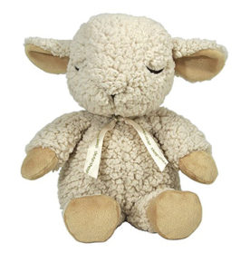 16 Best Baby Shower Gifts for Mom | Halfpint Design - This noise making soothing lamb is an amazing tool to help baby calm down and distract from the noises of family life. It was pretty noisy on the inside so let's give them a little bit of comfortable noise on the outside.