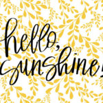 Sunshine Blogger Award – Halfpint Design