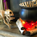 Witch Cauldron DIY Tutorial