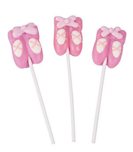 Looking for a great winter birthday idea? Or holiday party theme for your friends and family? A Nutcracker ballet party is the perfect theme and I've got a list of 26 amazing products that will up your party game! Sweet and simple ballet slipper suckers. Pretty Pastel Nutcracker Ballet Party Ideas on Halfpint Design. Ballet party, Christmas party, Nutcracker party.