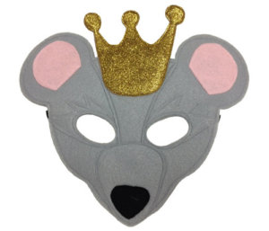 Looking for a great winter birthday idea? Or holiday party theme for your friends and family? A Nutcracker ballet party is the perfect theme and I've got a list of 26 amazing products that will up your party game! A King Rat mask will be a hit for guests who want to reenact the story. Pretty Pastel Nutcracker Ballet Party Ideas on Halfpint Design. Ballet party, Christmas party, Nutcracker party.