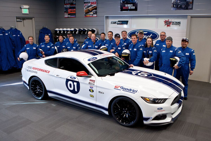 Have a difficult man in your life making gift buying a headache? Give him the gift of experience with a Ford Mustang racing course. For more great ideas check out the Ultimate Gift Guide for the Man who has Everything at Halfpint Design. Christmas gift ideas, men's birthday gift ideas.