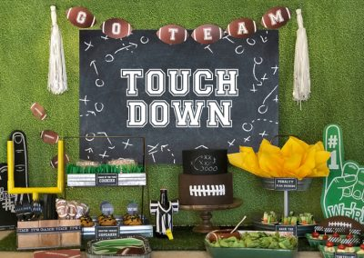 Big Game Football Party Food Ideas