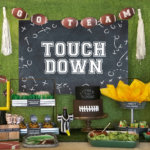 Big Game Kick Off Football Party Plan