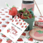 Berry Sweet Summer Teacher Gift