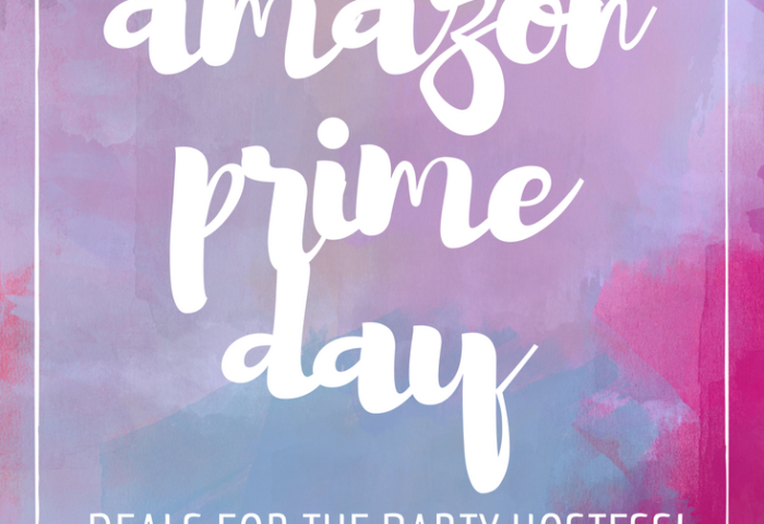 The BEST Deals on Amazon Prime Day for the Party Hostess