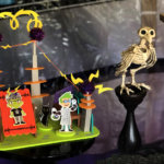 Simple Halloween Centerpiece Activity