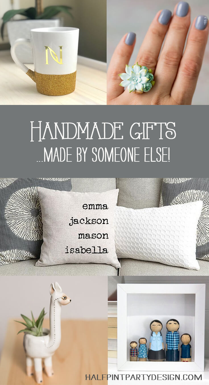 Image selection of Handmade gift ideas for her made by someone else