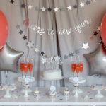 Pantone Inspired New Years Party