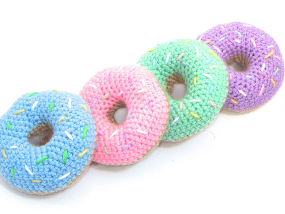 for a donut sprinkle baby shower favor