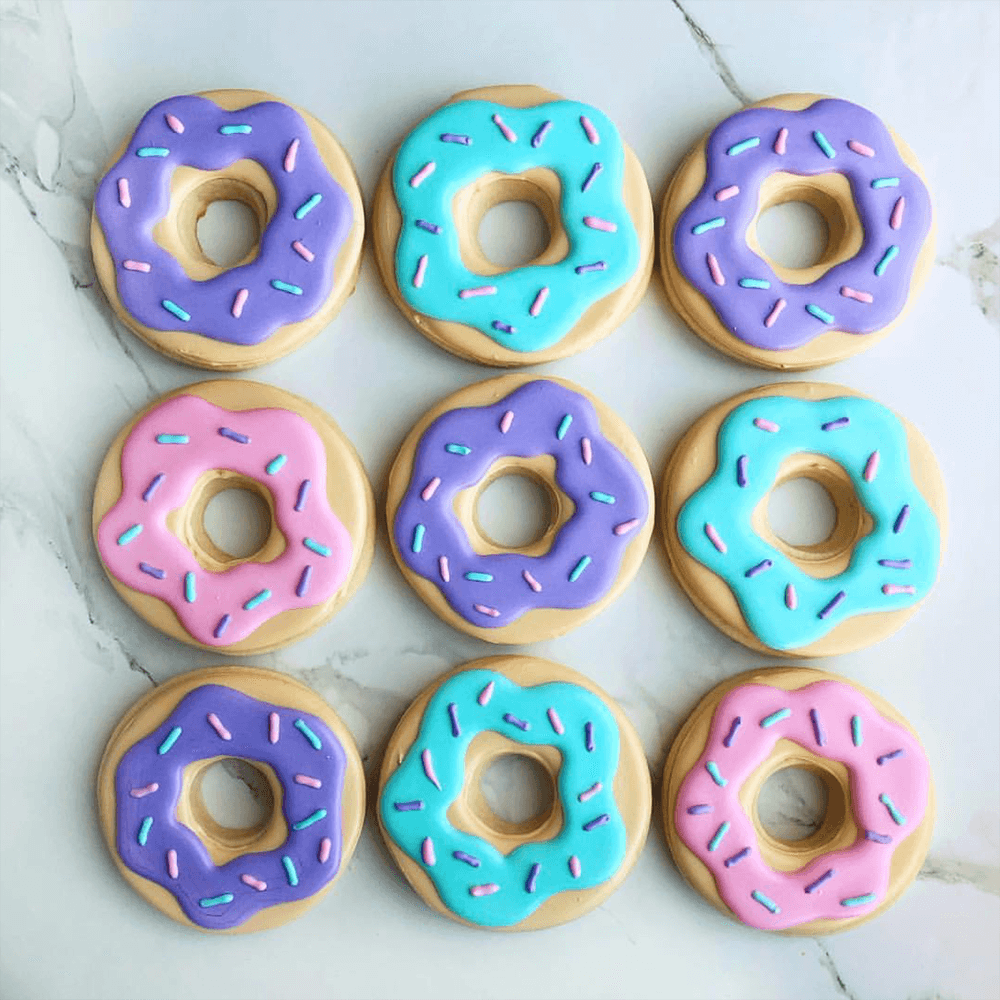 for a donut sprinkle baby shower gift