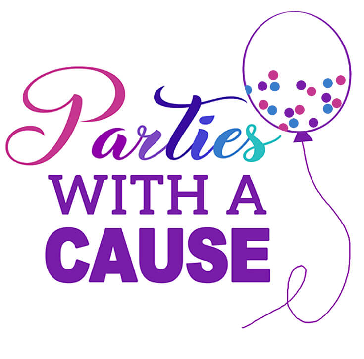 Parties With A Cause logo