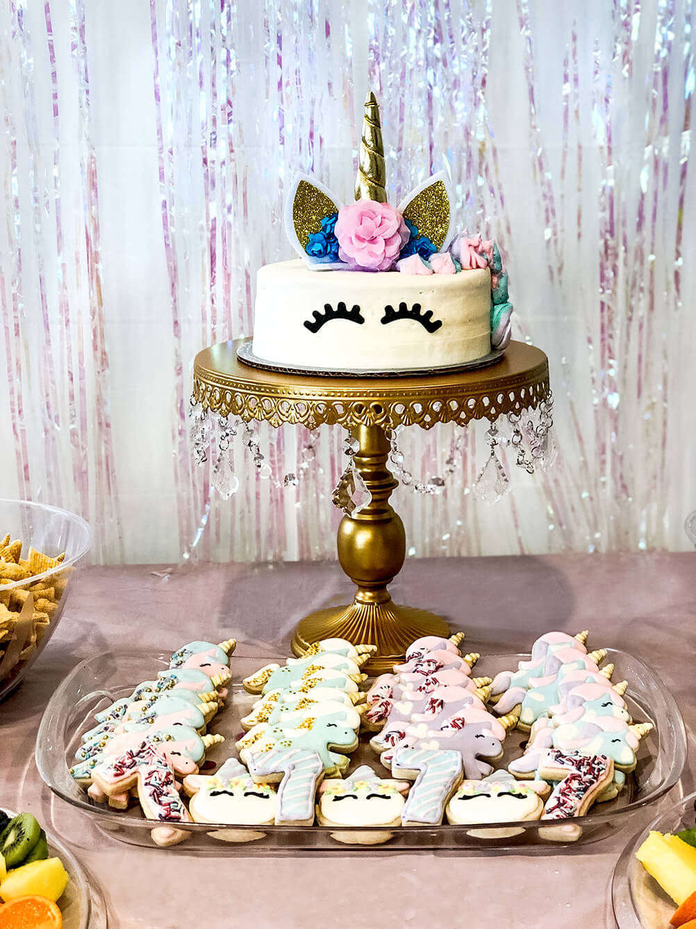 Wondrous 15 Unicorn Birthday Party Food Ideas Parties With A Cause Funny Birthday Cards Online Elaedamsfinfo