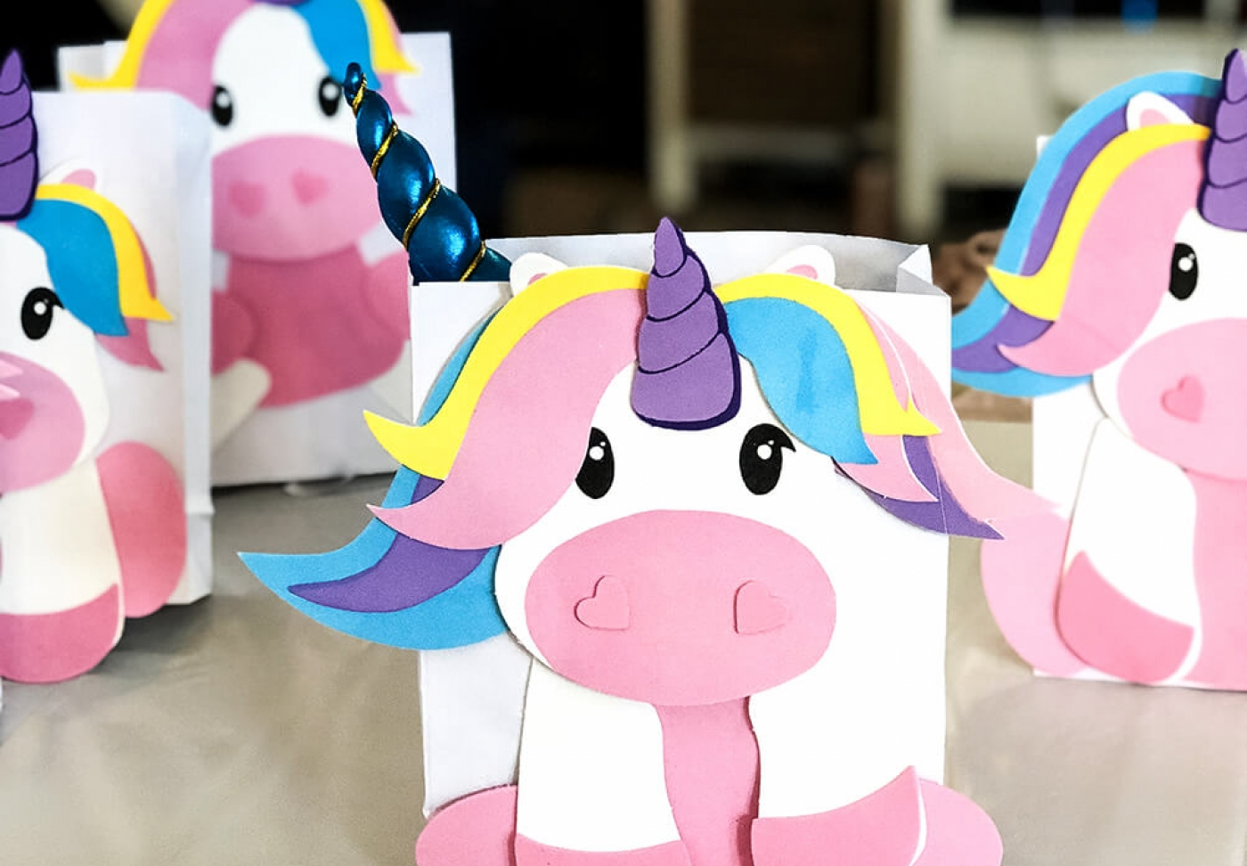 10+ Unicorn Birthday Party Game Ideas - Parties With A Cause