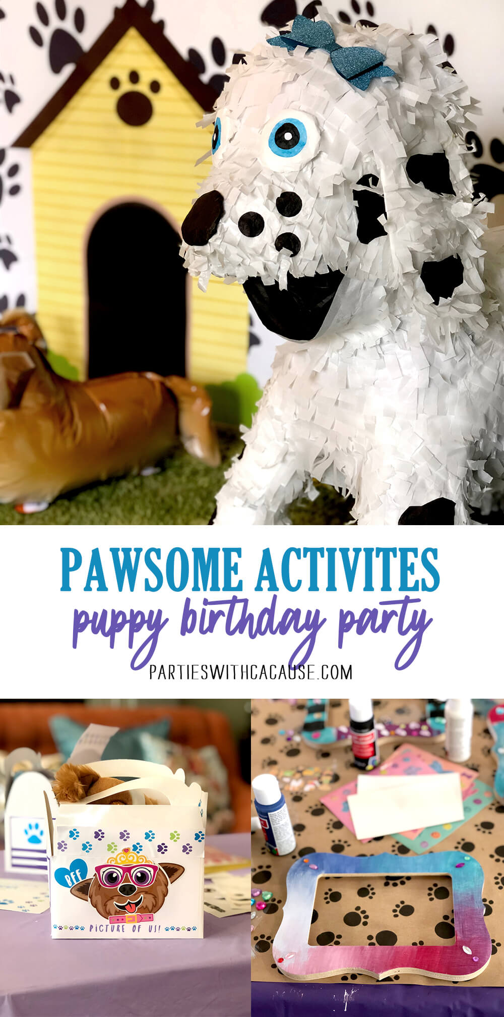 Pawsome Puppy Party Activities For Kids