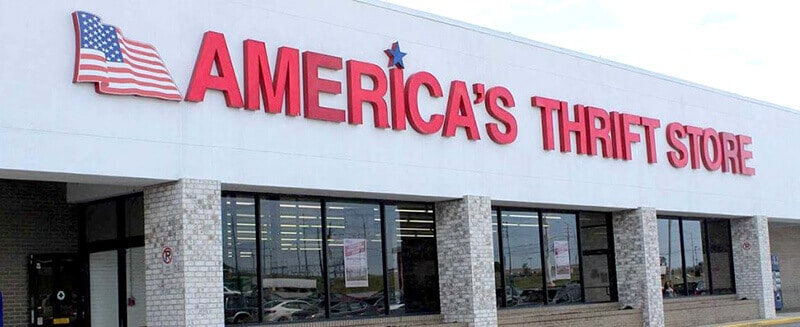 America's Thrift Store a FOR Profit Thrift Store Comparisons
