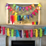Rainbow Themed LDS Baptism Ideas