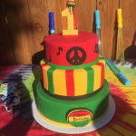 One Love First Birthday Party