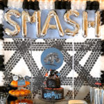 Monster Truck Birthday Party Smash