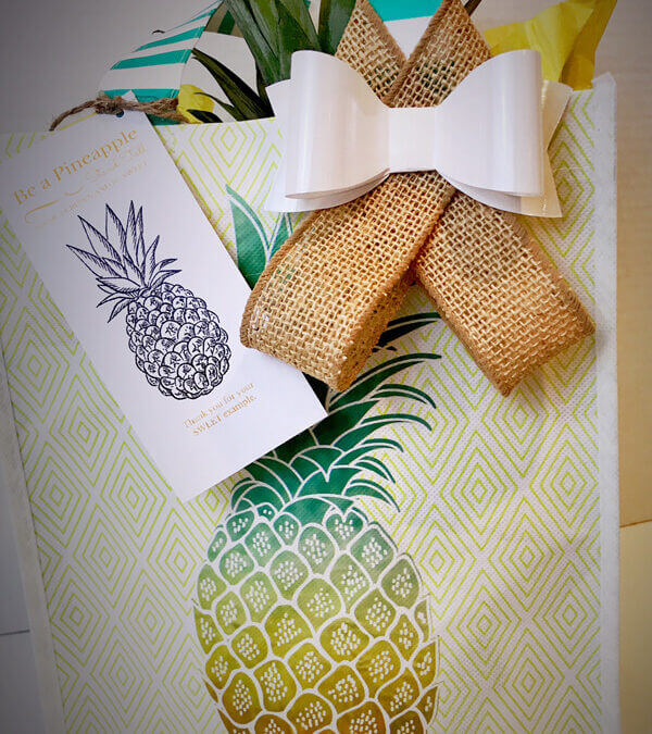 Tropical End of Year Teacher Gift Idea