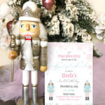 Pretty Pastel Nutcracker Ballet Party Ideas