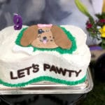 21+ Puppy Themed Birthday Party Food Ideas