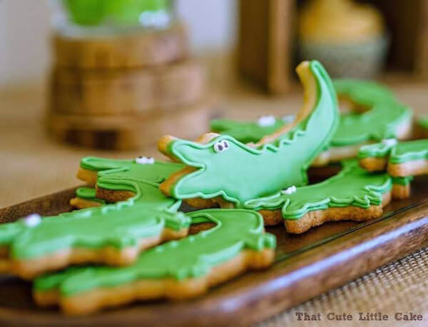 Halfpint Design - I love these cute little cookies!