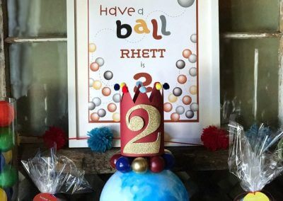 Have a Ball Birthday Party: VALUE Bundle