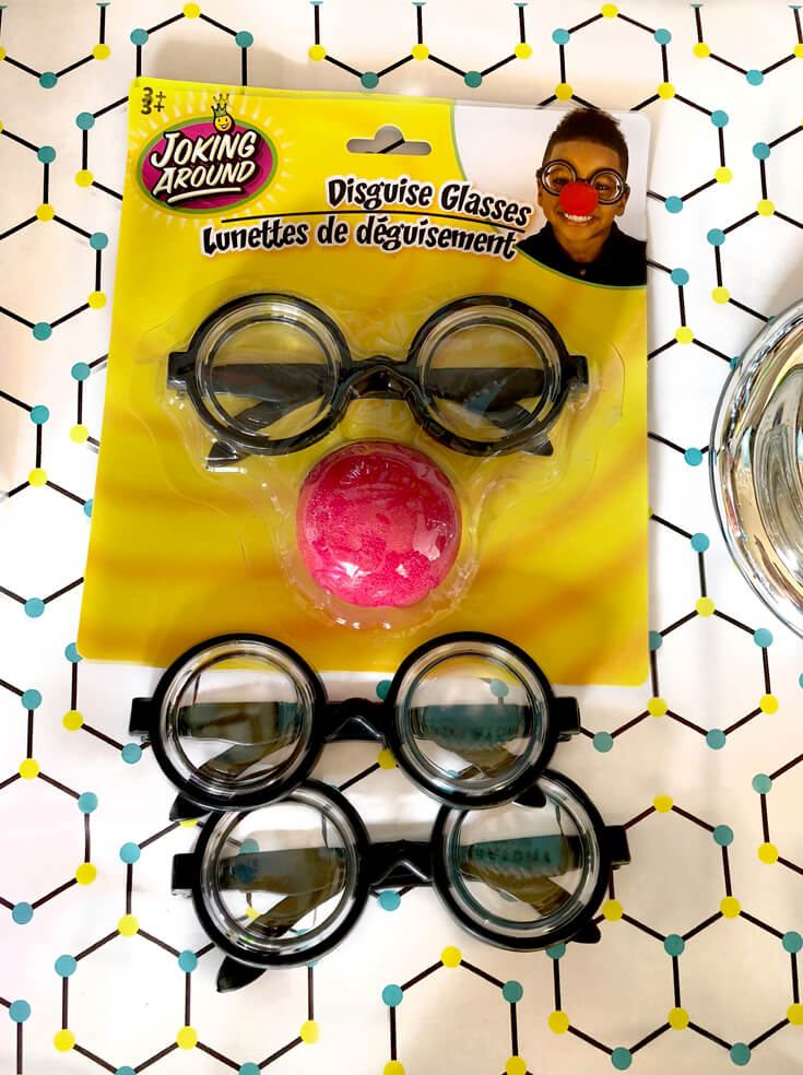 goggles for silly scientists