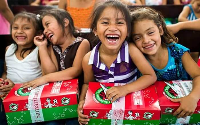 Operation Christmas Child 2019 Flyer.Operation Christmas Child Shoebox Christmas Gifts Parties