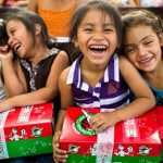 Operation Christmas Child Shoebox Christmas gifts