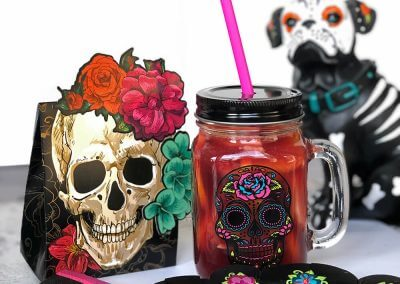 Day of the Dead Non-Alcoholic Sangria Recipe