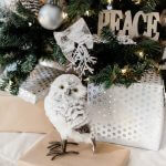 Winter Woodland Christmas Tree Decorating Ideas
