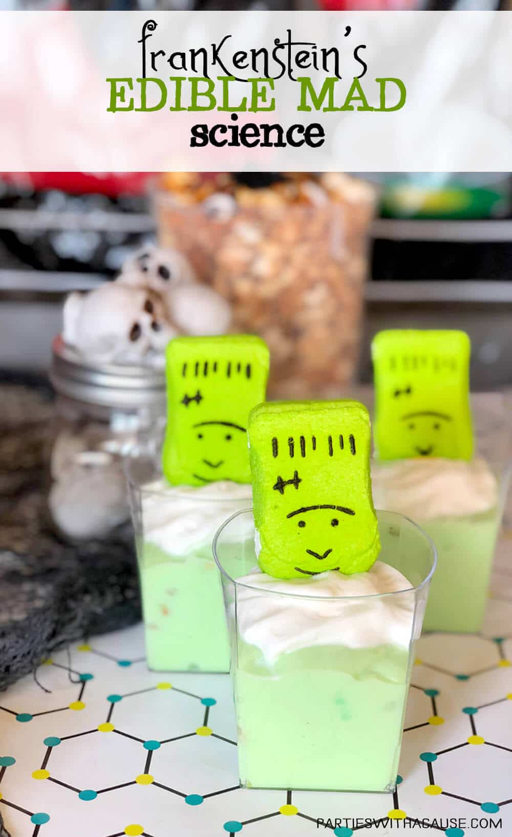Peeps Edible Mad Science Activity