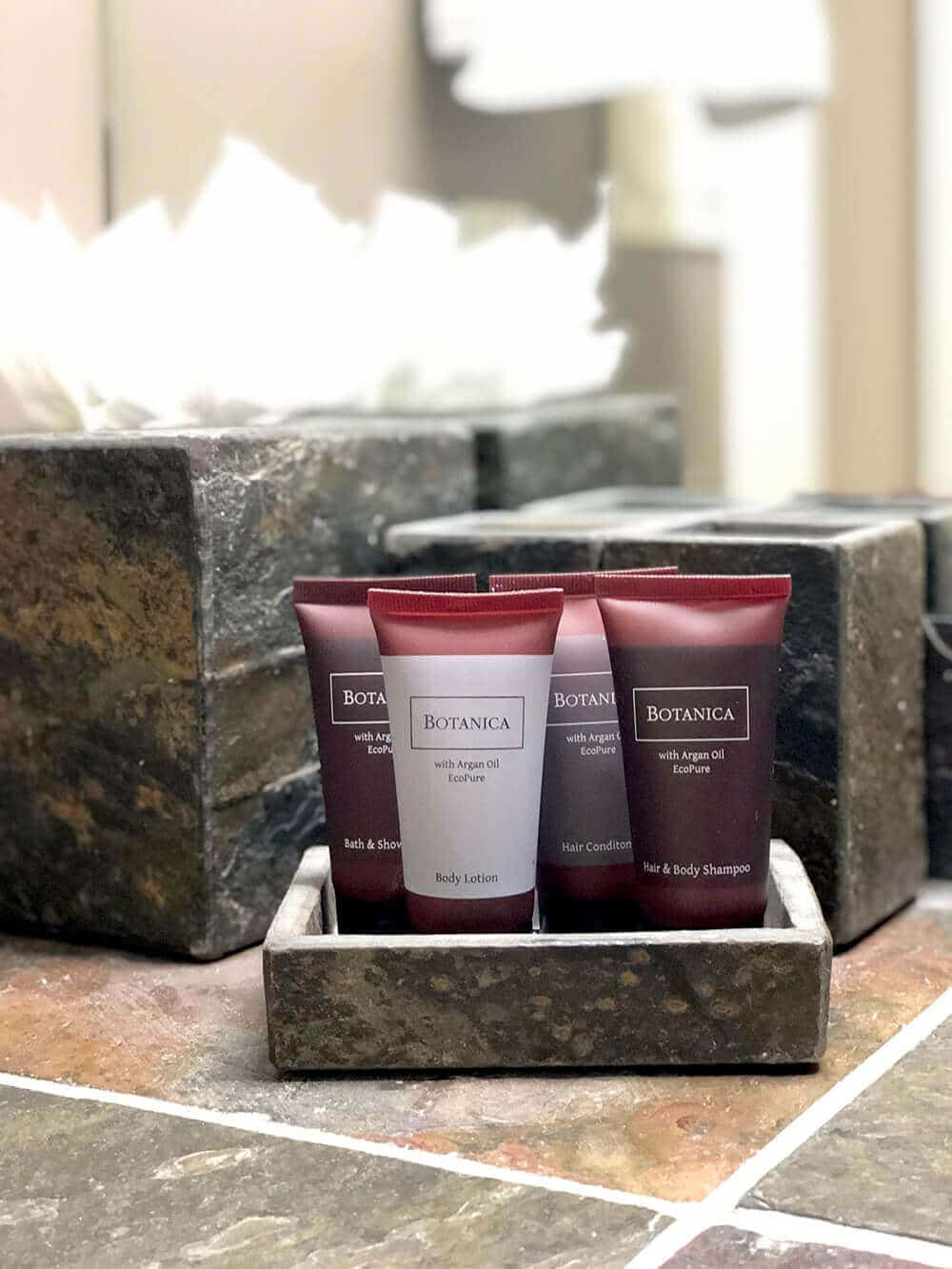 Unused Hotel Toiletries for homeless shelters
