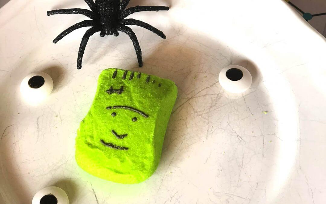 Frankenstein Peeps Edible Mad Science