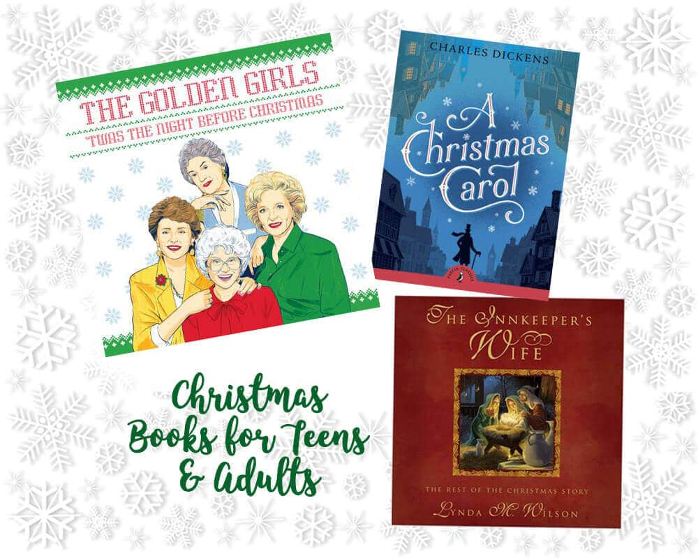 Christmas books for teens and adults